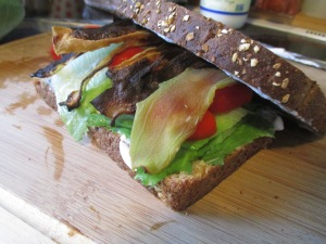 The Veganized BLT